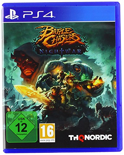 Battle Chasers: Nightwar - [PlayStation 4] (Playstation 4-strategie-guides)