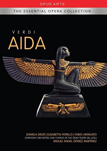VERDI: Aida (Gran Teatre del Liceu, 2003) (Essential Opera Collection) [2 DVDs]