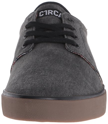 C1Rca Drifter Drf, Scarpe Da Skateboard Uomo Charcoal/Black