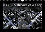 NYC - A dream of a city / UK-Version (Wall Calendar 2018 DIN A4 Landscape): A serial of pictures about New-York-City, in which ... calendar, 14 pages ... Places) [Kalender] [Apr 01, 2017] Lind, Jens