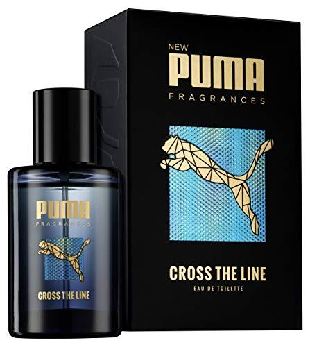 Puma Fragrances Cross The Line homme/men, Eau de Toilette Herrenduft, Spray, 50 ml