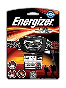 Energizer 632648 LED Headlight - Silver, pack of 1