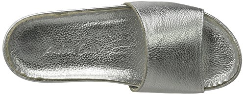 Andrea Conti 0023468, Mules Femme Silber (Silber)
