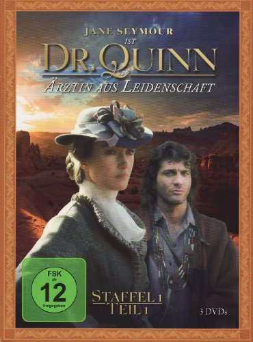 Staffel 1, Teil 1 (3 DVDs)
