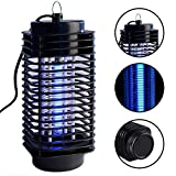 Littleducking 2PCS 220V Electric Mosquito Fly Bug Insect Zapper Killer Trap Lamp Indoor