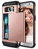 Coolden Galaxy S7 Edge Case, Armor Shockproof CaseGalaxy