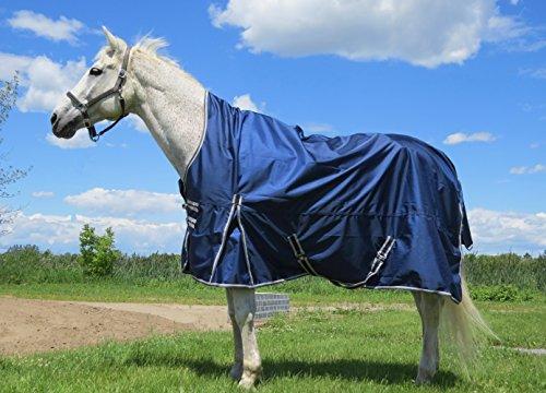 Handler Wahl 1680D Ballistik Nylon Dupont Teflon Beschichtete Armour-tex Pferd Turn Out Decke/Teppich, mittel/195,6cm-80