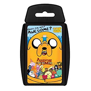 Top Trumps - Adventure Time