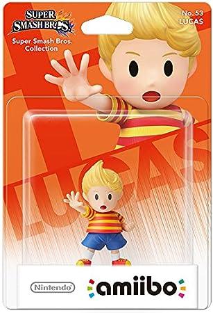 Lucas No.53 amiibo (Nintendo Wii U/3DS)