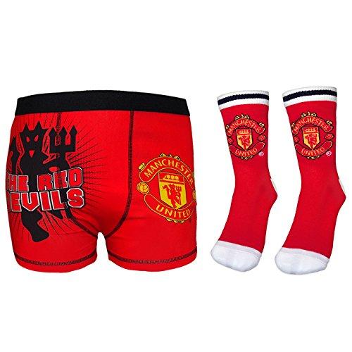 Manchester-United-FC-Official-Football-Gift-Set-Boys-Socks-Boxer-Shorts