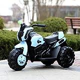 ES-TOYS - Elektro Kindermotorrad - 3 Farben zur Auswahl