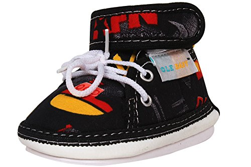 Ole Baby Velcro with Lace Whistle Musical Outdoor First Walking Shoes 18-24 Months  available at amazon for Rs.199