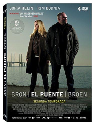 Bron (El Puente) – Temporada 2 [DVD] 51HxgOsdk9L
