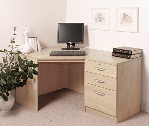 SET-07-IN Drawer Desk Filing Cabinet Living Room Corner