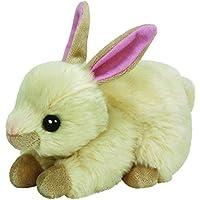 Ty - Ty41140 - Felpa - Beanie Babies - Pequeño - Conejo Blanco
