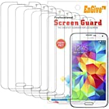 8 x EnGive Ultra Clear Display Displayschutzfolie Schutzfolie Displayschutz Folie f�r Samsung Galaxy S5 (8 St�ck)