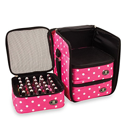 roo-beauty-nail-polish-varnish-cube-manicure-storage-bag-makeup-cosmetic-case-in-pink-polka-by-roo-b