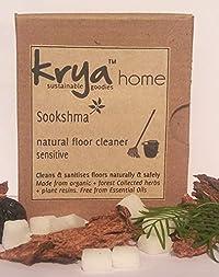 Krya Natural Floor Cleaner - Sookshma (Unscented) (200 gm)