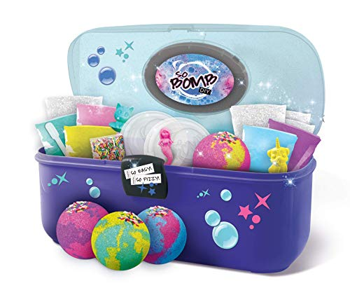 Canal Toys- Loisirs Créatifs Bath Bomb Vanity,...