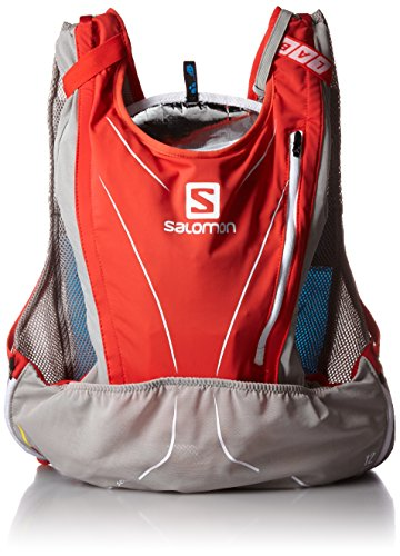 salomon-s-lab-advanced-skin-backpack-pack-of-12-red-aluminium-x-large