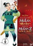 Mulan / Mulan 2 [3 DVDs]