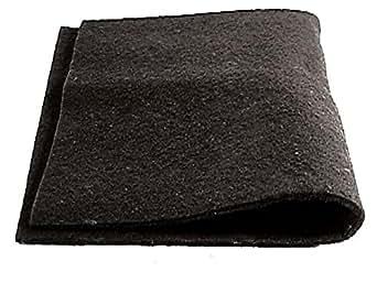 filtre charbon hotte 50x60 cm 250gr universel interfilter 0001917 gros lectrom nager. Black Bedroom Furniture Sets. Home Design Ideas
