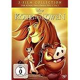 Der König der Löwen - Teil 1, 2 & 3
