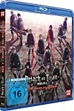 Attack on Titan - Anime Movie Teil 3: Gebrüll des Erwachens [Blu-ray]