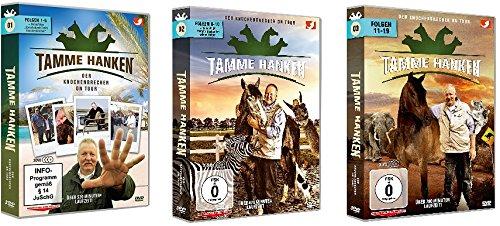 Box 1-3 (9 DVDs)
