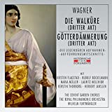 Die Walkre (Dritter Akt)/Gtterdmmerung (Dritt [Import allemand]