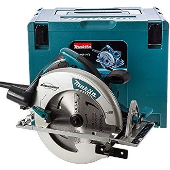 "Makita 5903R 9/"" Circular Saw 235mm With Soft start,Ele//brake /& Hex wrench 240V"