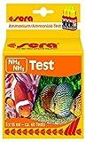 Sera 04910nh4/NH3de prueba 15ml–amonio/amoniaco prueba para aprox. 60mediciones, mide fiable y precisa los NH3/nh4de Salarios, para dulce de & Mar Agua, en acuario o Estanque