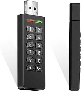 Innoplus Usb Stick 16 Gb Verschlüsselt Usb Stick Computer Zubehör