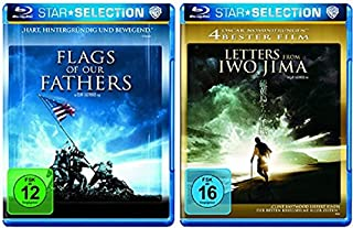 Flags of our Fathers + Letters from Iwo Jima [Blu-ray Set]