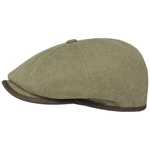stetson-leinwand-hatteras-seward-cap-xxl-oliv