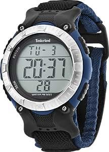 Timberland Herren-Armbanduhr XL Digital Quarz verschiedene Materialien TBL.13551JPBLS/04
