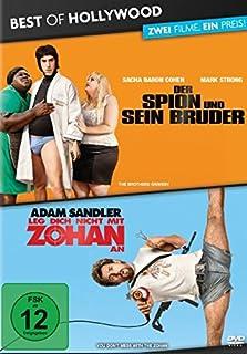 Best of Hollywood - Der Spion und sein Bruder / Leg dich nicht mit Zohan an [2 DVDs]