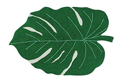 Alfombra lavable Monstera Leaf de Lorena Canals
