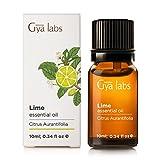 Lime (Italie) - 100% pur, non dilué, organique, naturel et huile essentielle de...