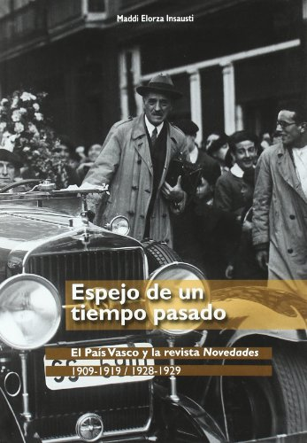Descargar Libro Espejo de un tiempo pasado de Maddi Elorza Insausti