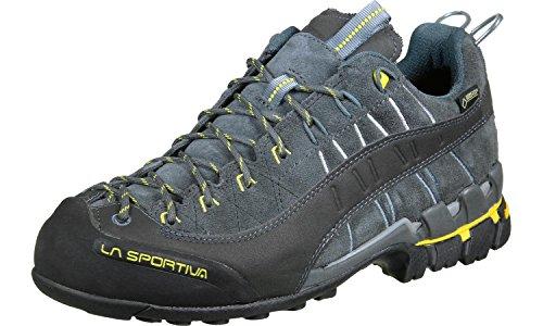 La Sportiva Hyper GTX, Zapatillas de Senderismo Unisex Adulto, Gris (Dark Grey...
