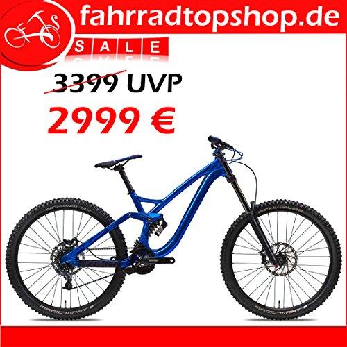'NS Bikes Downhill–Advanced Fuzz 2SRAM X510SPD 27RH: S