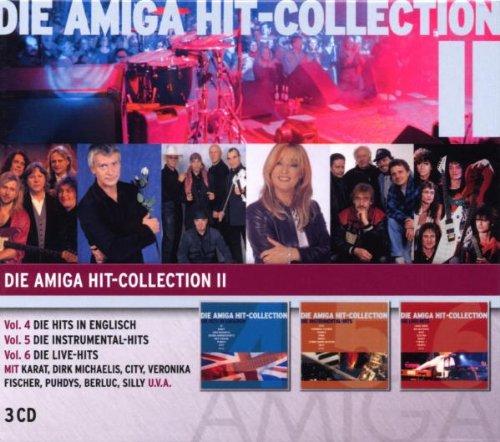 Amiga-Hit-Collection II (Englisch/Instrumental/Liv
