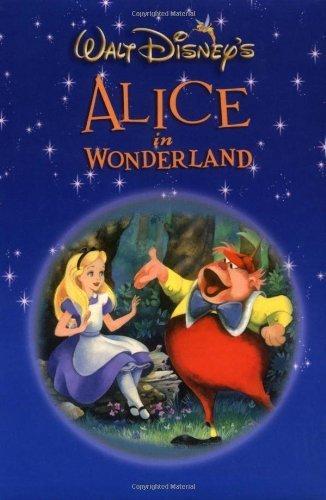Alice in Wonderland (part of Storybook Music Box) by Press, Disney (2008) Hardcover