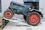 1x TrutzHolm® ALU Auffahrrampe 200 cm 2000kg/Paar Verlade Rampe Auto Verladerampen