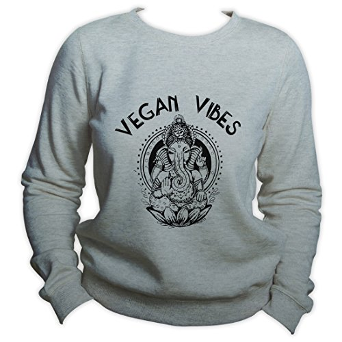vegan-sweatshirt-vegan-vibes-vegetarian-sweater-gift-for-vegan
