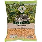 24 Mantra Organic Chana Dal, 500g