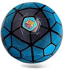 Gyronax Barcelona FCB Supportors Football, Replica (Size:5_Multicolor) Replica