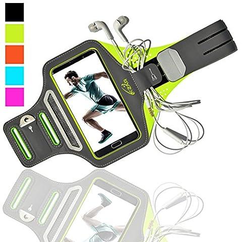 Brassard Etanche Iphone 5s - K-ZAR Brassard Sport Universel Anti-Sueur, Brassard iPhone