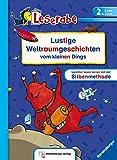 Leserabe: Lustige Weltraumgeschichten vom kleinen Dings, Sonderband: Lesestufe 2
